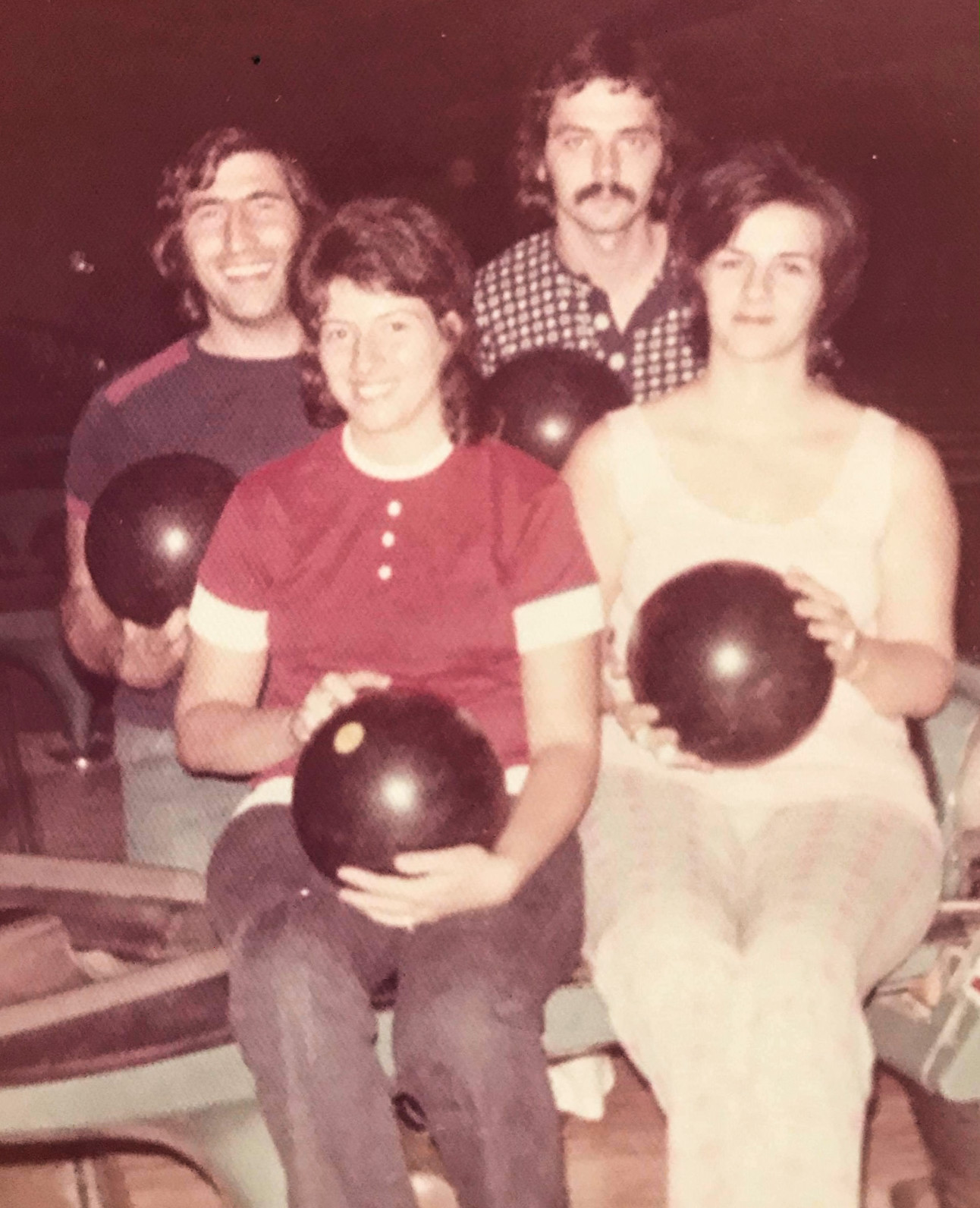 Bowling couples