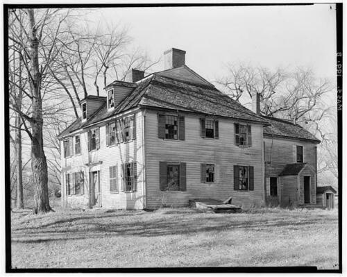William H. Winn house, Newbridge Ave. Burlington MA