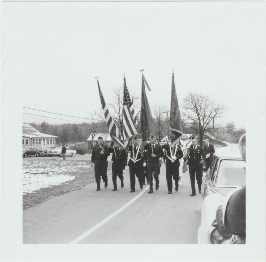 West School dedication ceremony 1964 3