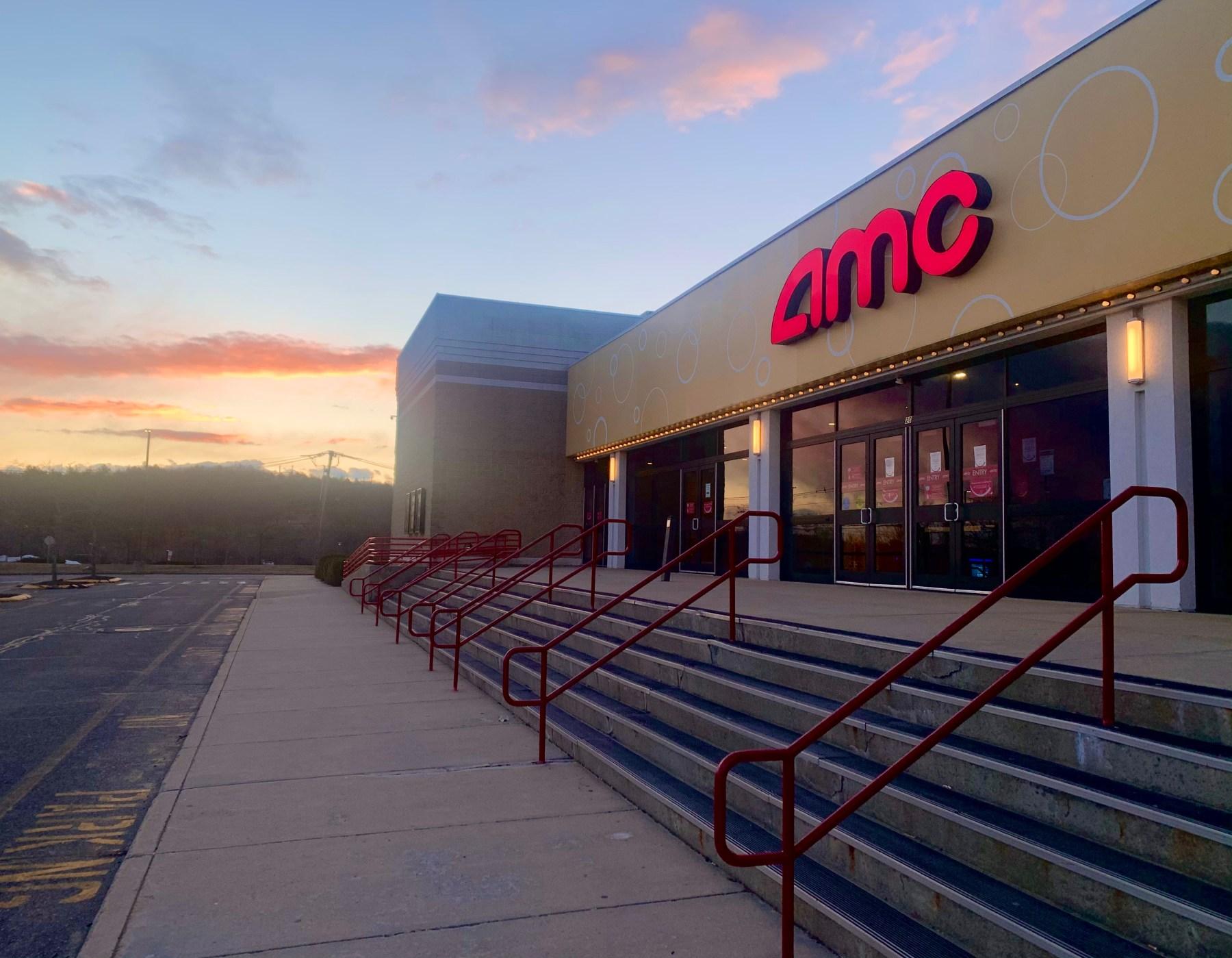AMC theater Burlington