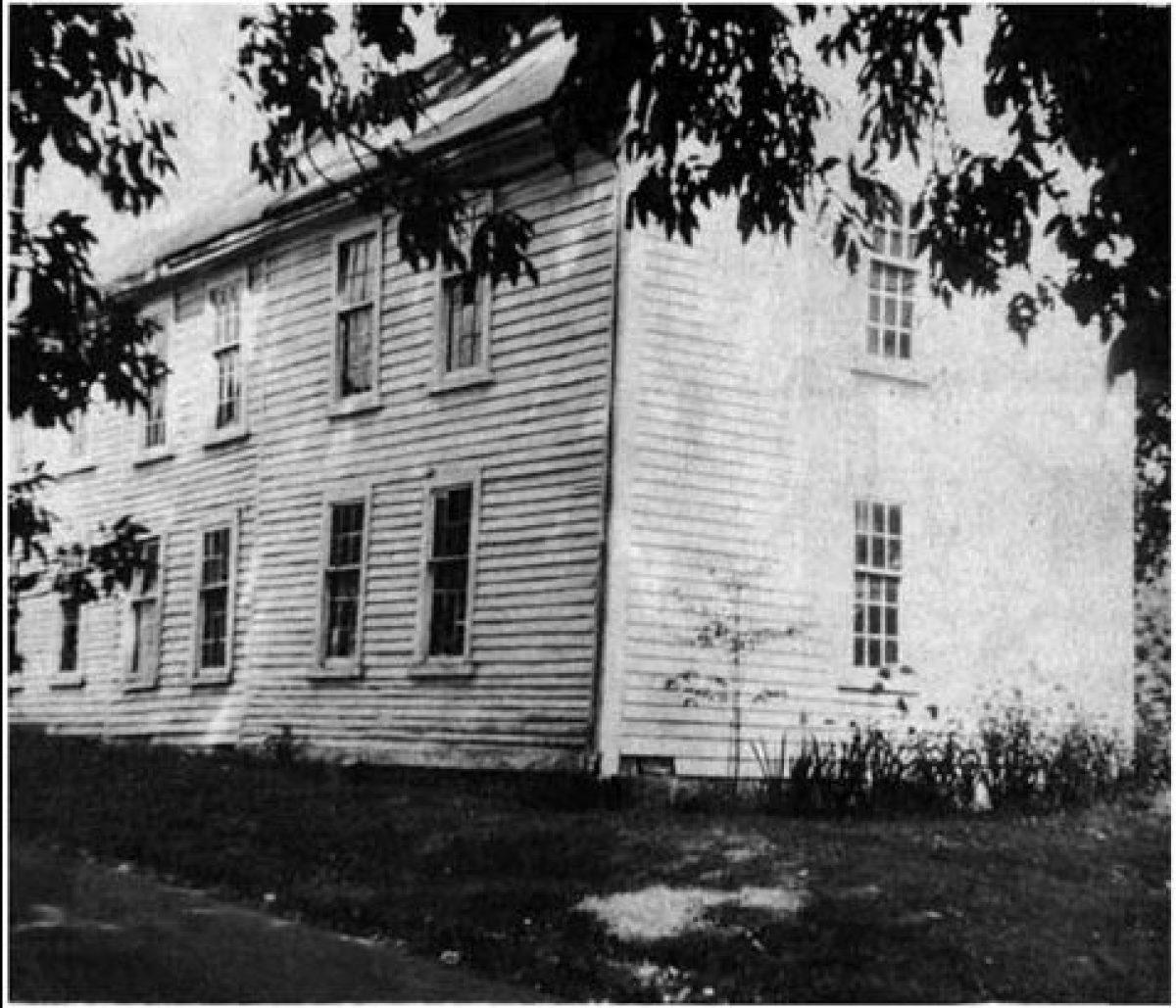 Walker homestead Burlington MA