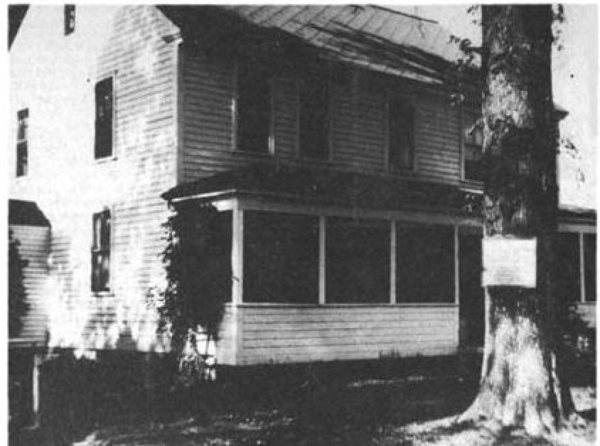 Captain Reed House
