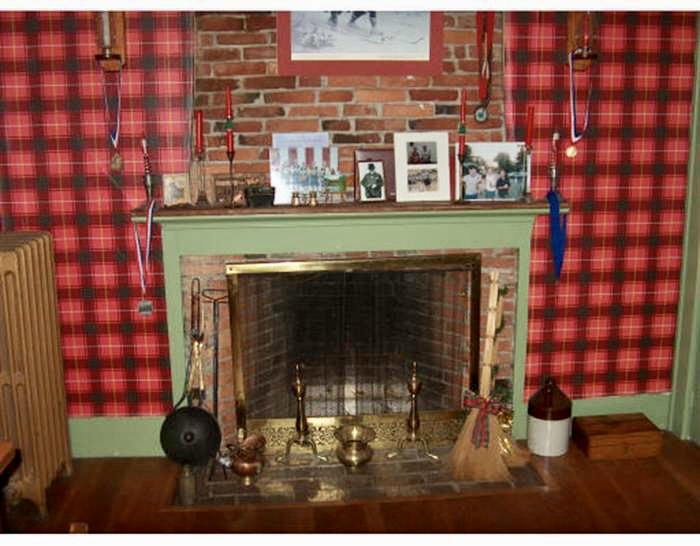 121 Lexington Street fireplace 2
