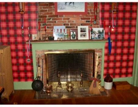 121 Lexington Street fireplace 2
