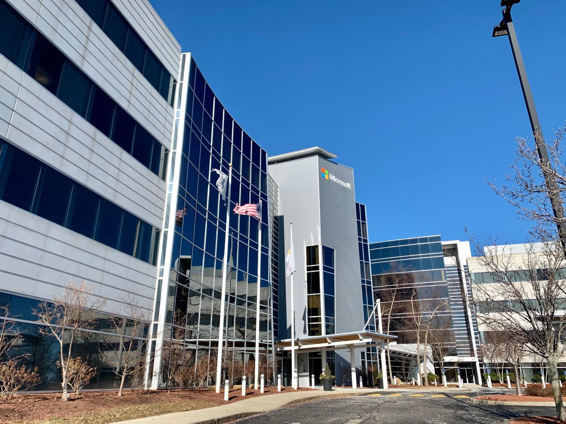 Microsoft New England, 5 Wayside Road, Burlington, MA