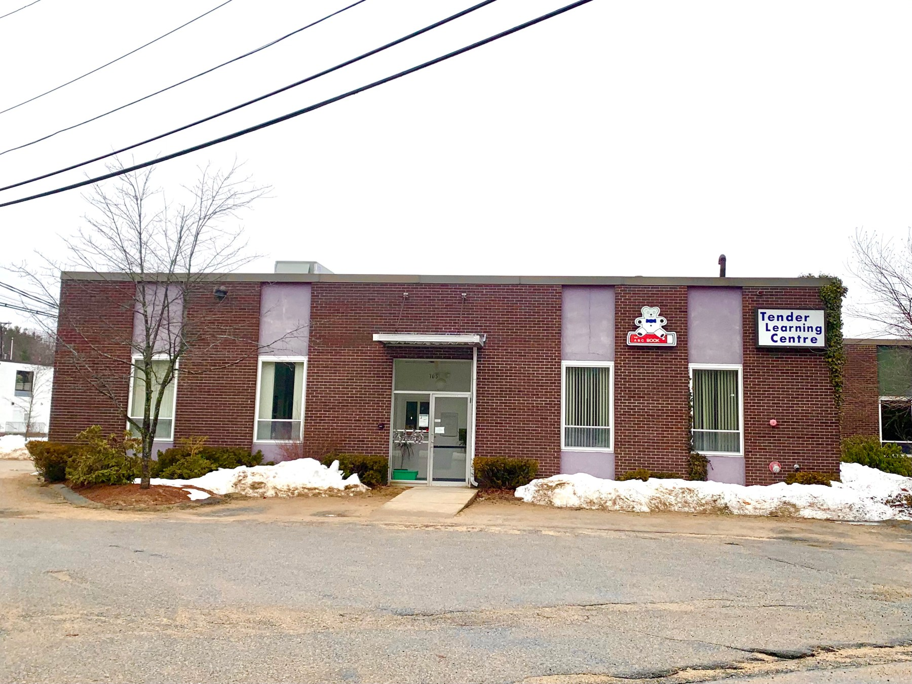 Tender Learning Center, 105 Terrace Hall Ave. Burlington, MA