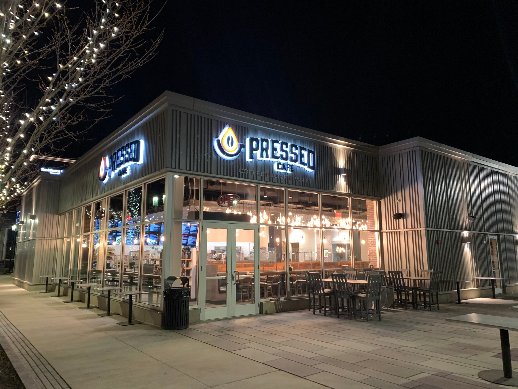 Pressed Cafe, 200 District Ave., Burlington MA