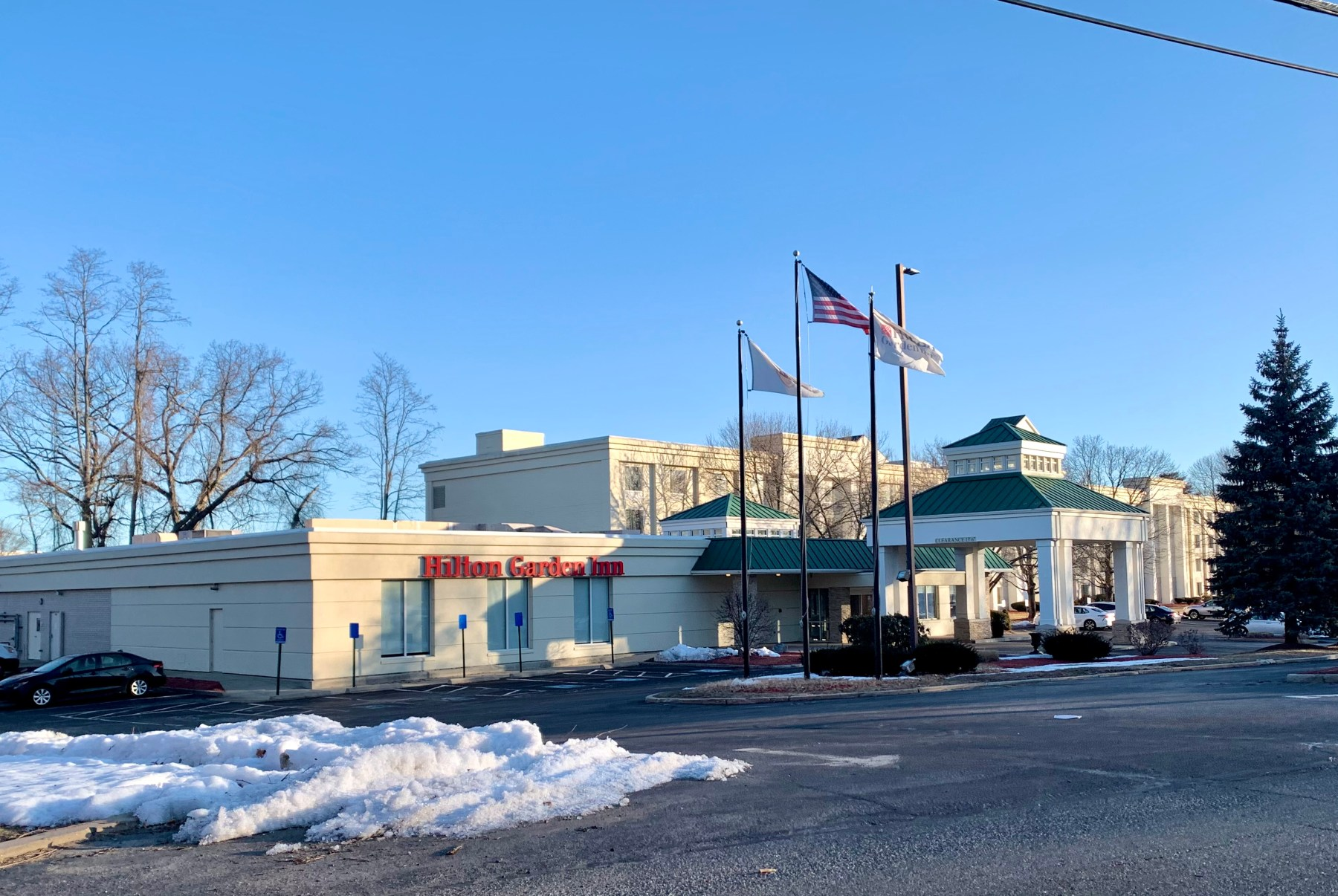 Hilton Garden Inn, 5 Wheeler Road, Burlington MA