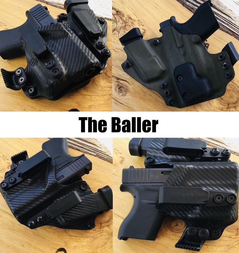 The Baller - Burly Man Tactical