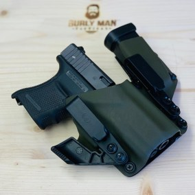 OD Green and Black