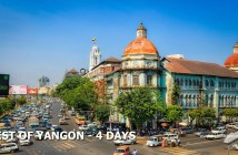 Best of Yangon - 4 Days