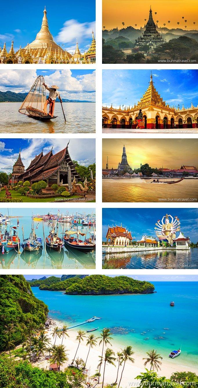 Photo Best Of Myanmar & Thailand