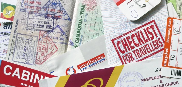 Passport: traveling to Southeast Asia