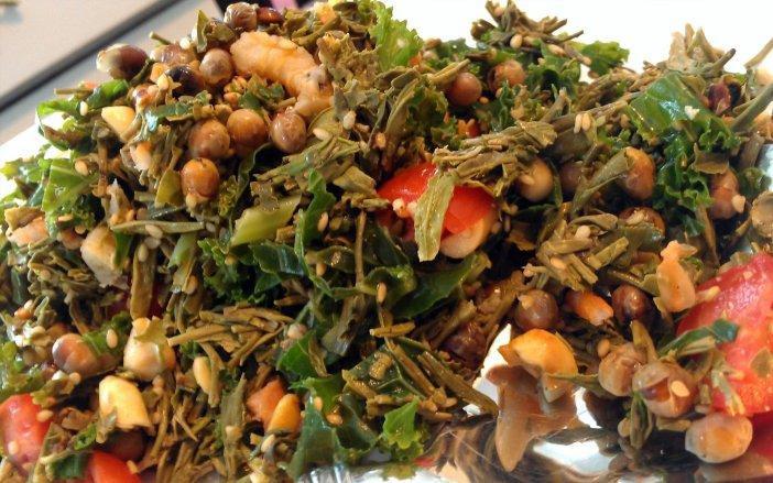 Myanmar- Salad