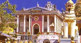 ပဲခူးမြို့မွန်ဓမ္မာရုံ
