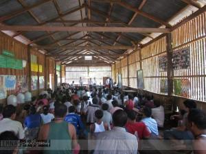 သံဖြူဇရပ်မြို့နယ် ကျုံကရုတ်ရွာ ကျေးရွာအုပ်ချုပ်ရေးမှူးအစမ်းလေ့ကျင့်စဉ်