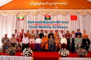 ဆွေးနွေးပွဲအမှထ်တရဓါတ်ပုံမှတ်တမ်း(SNLD)