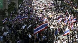 ထိုင်းဆန္ဒပြပွဲမြင်ကွင်း(BKP)