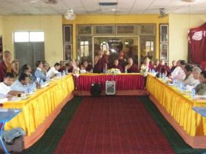 မွန် ၂ တီပေါင်းစည်းရေးဆွေးနွေးပွဲ(IMNA)