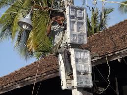 မော်လမြိုင်တွင် ဒီဂျစ်တယ်မီတးတပ်ဆင်နေပုံ(myanmar chronicle)