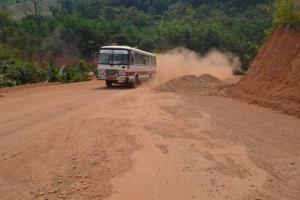 ရေး-ထားဝယ်ကားလမ်း တစ်နေရာ(Internet)