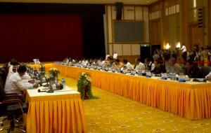 နိုင်ငံရေးခေါင်းဆောင် ၄၈ ဦးတွေ့ဆုံပွဲ(DVB)