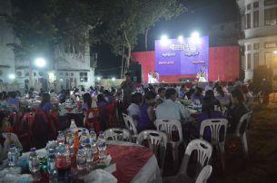 မော်လမြိုင် မွန်အမျိုးသမီးနေ့အခမ်းအနား(IMNA)နိုင်ငံရေးလုပ်ငန်းများတွင် အမျိုးသမီးများပါဝင်စေရန်