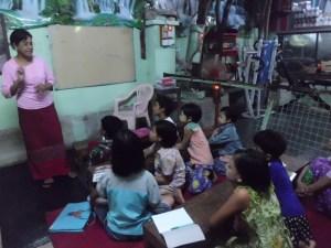 မွန်စာပေသင်တန်း(IMNA)