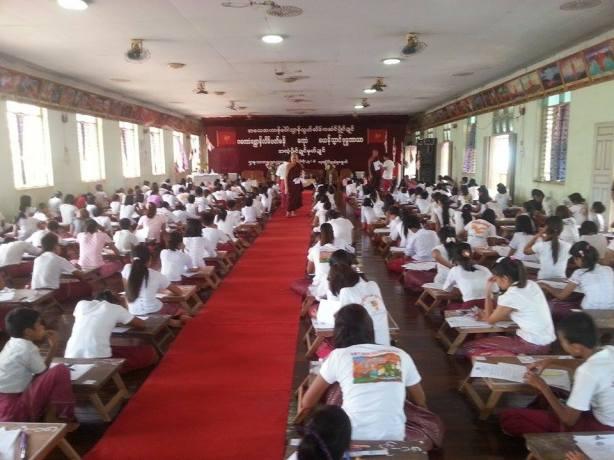 မုဒုံမြို့နယ်၊ နွေရာသီ မွန်စာပေသင်တန်း(IMNA)