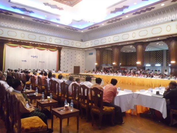 သမ္မတနှင့် နိုင်ငံရေးပါတီများတွေ့ဆုံပွဲ(SZN)