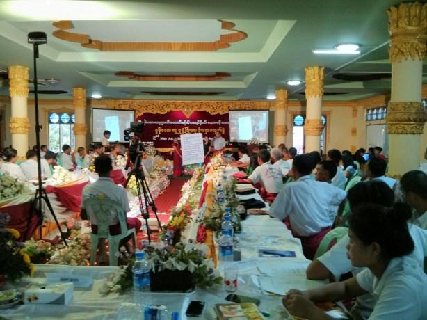 မွန်ဒေသ လူမှုဖွံ့ဖြိုးရေး နှီးနှောဖလှယ်ပွဲ(IMNA)