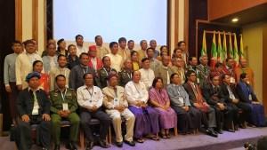 UPWC, SD တို့၏ဆွေးနွေးပွဲအမှတ်တရဓါတ်ပုံ(MPC)