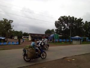 လက်ရှိရေးမြို့ အဝေးပြေးကားဝင်း (IMNA)