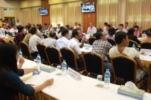 အရပ်ဖက်အဖွဲ့အစည်းများနှင့် အစိုးရကိုယ်စားလှယ်တွေ့ဆုံပွဲ(MPC)