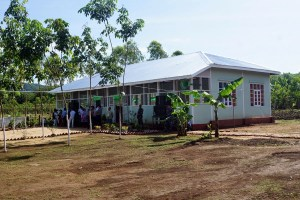 သထုံမြို့နယ်အတွင်းရှိ မူလတန်းကျောင်းဆောင်သစ်(MOI)