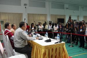 MPC သတင်းစာရှင်းလင်းပွဲ(MPC)