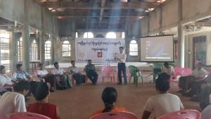 ရွှေ့ပြောင်းရေလုပ်သားများကိစ္စ တွေ့ဆုံဆွေးနွေးပွဲ(MNA)