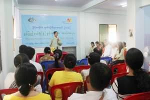 မျက်မမြင်များအသင်း တတိယမြောက်ရုံးခွဲဖွင့်လှစ်ပွဲ(MNA)