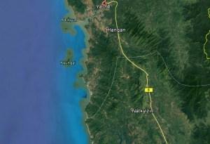 ရေးမြို့နယ်တောင်ပိုင်းနှင့် တနင်္သာရီတိုင်းဒေသကြီးမြောက်ပိုင်း ထိစပ်ဒေသ(MNA)