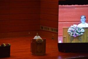 MNP အထွေထွေအတွင်းရေးမှူး နိုင်လယီတမ(Ko Thu)
