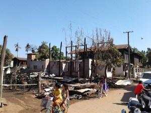 နိုင်းပြိုင်ရွာ မီးလောင်မှု(MNA)