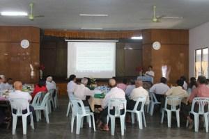စည်ပင်သာယာရေး ဥပဒေမူကြမ်းအား အရပ်ဘက်လူမှုအဖွဲ့အစည်းများသုံးသပ်ပွဲ(MNA)