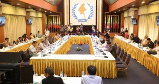 မြန်မာ့ငြိမ်းချမ်းရေး ပဟေဠိများစွာ
