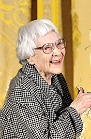 Picture of Harper Lee from 2007