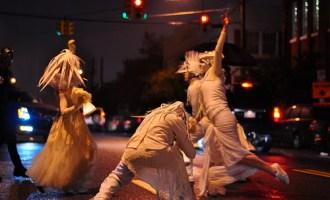 Luminous Flux—Performances at Le Flash (Castleberry)