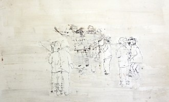 George Long's New Work Mimics Memories at Marcia Wood Gallery