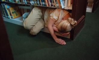 In 200 Words: Hidden Away, the Library at Night, at DeKalb County Public Library