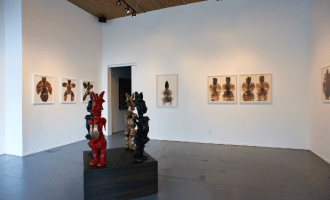 In 200 Words: <i>Fire/fly</i> at beta pictoris gallery