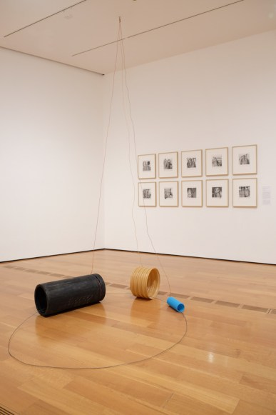 """""""Al Taylor: What Are You Looking At?"""" is on view at the High Museum of Art through March 18. (Photo: John Paul Floyd)"""