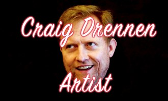 Come to Art Crush & Bid on Craig Drennen!